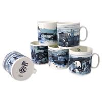 Timorous Beasties Scottish Mugs