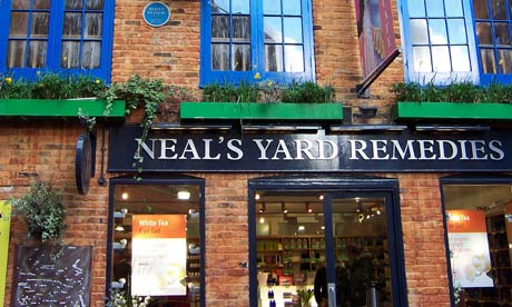 Neal's Yard Guardian disaster