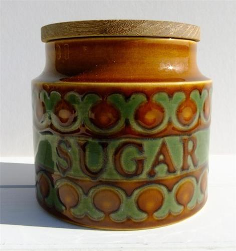 hornsea jar sugar