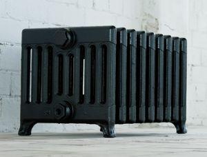 radiator painted